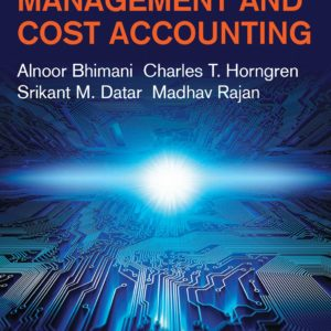 Buy Management and Cost Accounting 6th Edition