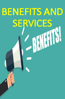 Benefits and Services Human Resource