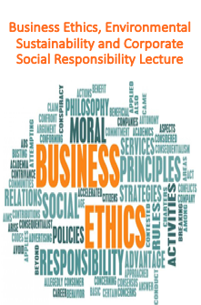 Business Ethics Environmental Sustainability and Corporate Social Responsibility