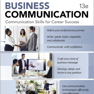 Test Bank for Excellence in Business Communication 13th Edition