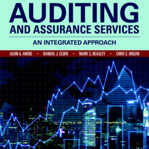 Test Bank for Auditing and Assurance Services 17th Edition