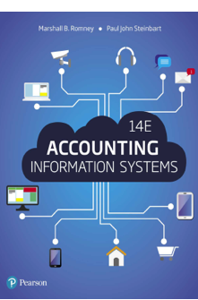 Accounting Information System 14th Edition