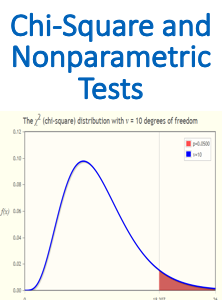 Chi-Square and Nonparametric Tests
