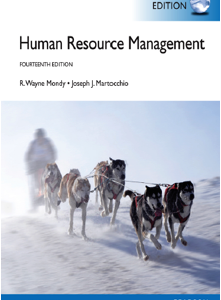 Human Resource Management, Global Edition 14th edition by R. Wayne Dean Mondy, Joseph J. Martocchio