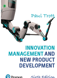 Innovation Management and New Product Development 6th Edition by Paul Trott