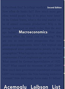 Macroeconomics 2nd Edition book
