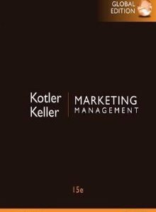 Marketing Management (15th Edition)