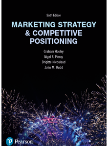 Marketing Strategy and Competitive Positioning 6th Edition Book
