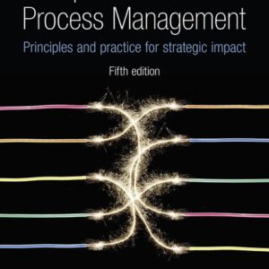 Operations and Process Management 5th Edition