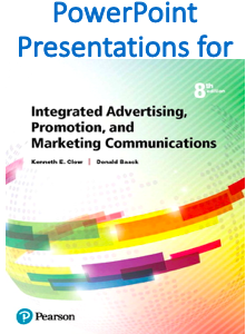 PowerPoint Presentations for Integrated Advertising Promotion and Marketing Communications