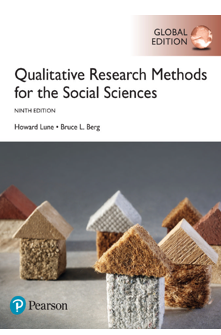 Qualitative Research Methods for the Social Sciences 9th Edition Book