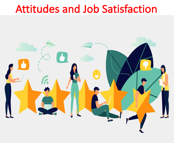 Attitudes and Job Satisfaction Lecture